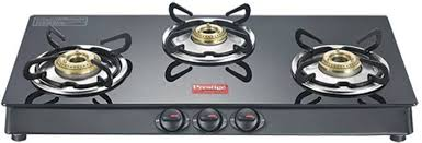 Prestige Marvel Plus Glass Stainless Steel Manual Gas Stove Price