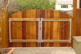 Beautiful Wood Fence Gate Plans Tall Wooden Across Driveway And Decorating