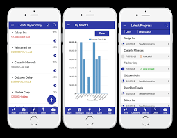 Sales Tracker App Three Free Project Plan Excel Templates