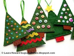 2096 Best Christmas Ornaments Images On Pinterest  Christmas Easy Christmas Crafts To Sew