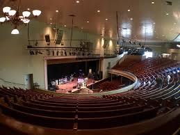 The Renaissance Of Nashvilles Ryman Auditorium Voux Travel