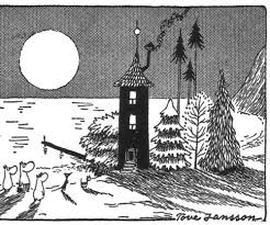 Image result for moomin's house