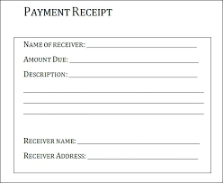 example receipt template fees receipt format 4 fee template sevis sample for seminar