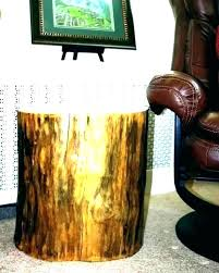 coffee and end table sets for stump furniture wood end tables mesmerizing table tree coffee coffee and end table sets