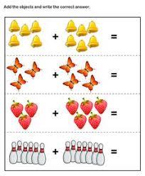 Math worksheets, Kindergarten math worksheets and Worksheets on ...Math worksheets, Kindergarten math worksheets and Worksheets on Pinterest