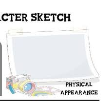 character sketch notebooking pages notebooking fairy the