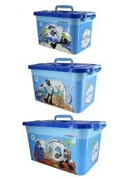 Детский <b>набор</b> контейнеров для хранения 3шт Союзмультфильм ...