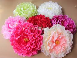 Seaside Decorative Accessories Free shipping 100CM large silk flowers roses heads bridesmaid 69