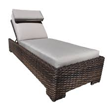 Small Outdoor Lounge Chairs Patio Outdoor Wicker Chaise Lounge With Creative Design Chaise