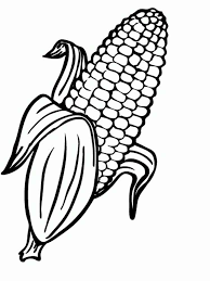 Small Picture Corn coloring pages Download and print Corn coloring pages