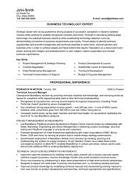 business technology expert resume template premium. Business Technology  Expert Resume Template Premium. information technology manager resume ...