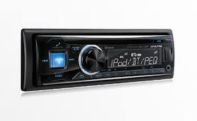 alpine cde 143bt advanced bluetooth® receiver