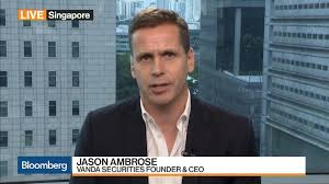 Vanda CEO Ambrose on What's Driving the Markets - Bloomberg