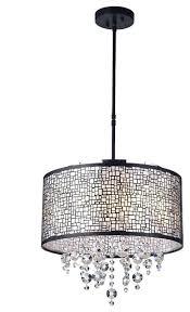 bronze drum chandelier decoration 5 light crystal drum chandelier ceiling fixture oil rubbed bronze in crystal