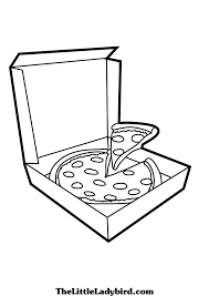 Small Picture Coloring Pages Kids Connie Console Shopkins Coloring Page Pizza