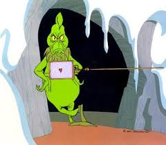 the grinch heart grew three sizes. Beautiful Grew And What Happened Then Well In Whoville They Say That The Grinch Heart  Grew Three Intended The Sizes