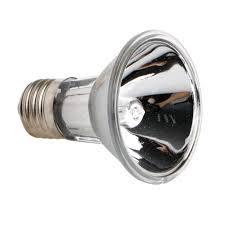 Full Spectrum Halogen Lights Amazon Com Itemap E27 220v Uva Uvb Pet Reptile Halogen