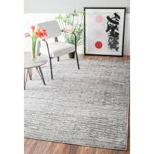 Solid Color Kitchen Rugs Amazoncom Contemporary Solid Polypropylene Area Rug Kitchen