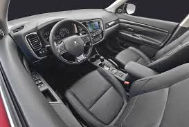 2018 mitsubishi outlander interior. plain 2018 note mitsubishi outlander interior shown here on 2018 mitsubishi outlander