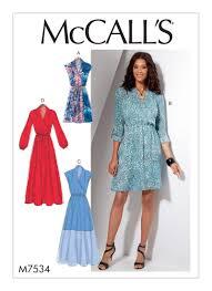 Wrap Around Dress Pattern Unique Ideas