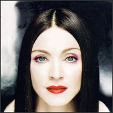 madonna with geisha style make up