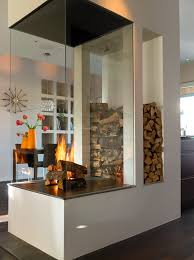 model 23 fire glass indoor fireplace image