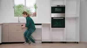 Ikea Tuto Cuisine 6 Pose Des Plinthes Et De La Ventilation Youtube