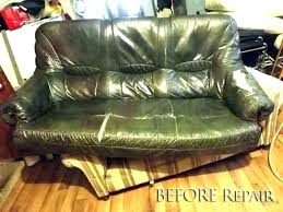 repair leather couch how to fix cat scratches on fake leather couch refinish leather couch repairing repair leather couch