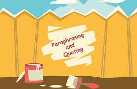 Quoting And Paraphrasing Tips How To Avoid Plagiarism