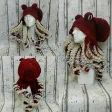 Crochet Octopus Hat Pattern Awesome Crochet Octopus Hat Hats Pinte