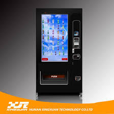 Wifi Vending Machine Price Unique China 48 Inch Touch Screen WiFi Vending Machine For SnacksDrinks
