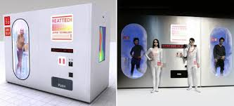 Human Vending Machines Custom Vending Machines