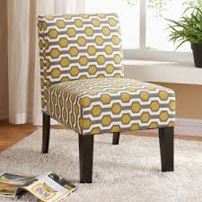 Allegro Side Chair  GrayYellow Hex Yellow Side Chair46