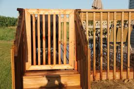 deck gate