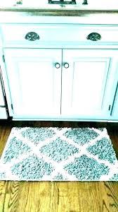 blue kitchen rugs solid rug chevron white grey dark gray aqua