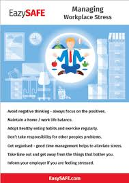 Workplace Stress Management Work Related Stress 6 Common Causes