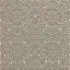 6X6 Decorative Ceramic Tile Filigree A 600x600 Pratt Larson 27