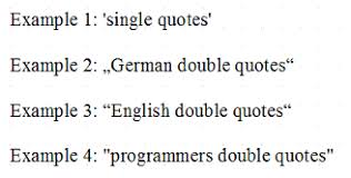 Quote Inside A Quote 13 5 Single And Double Quotation Marks Inside Strings