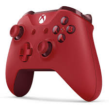 Meet the world's first wireless keyboard and mouse designed for xbox one and windows pcs. Microsoft Xbox One Wireless Controller Red Wl3 00027 Walmart Com Walmart Com