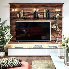 wall tv stand view image wall mount tv stand with glass shelves wall tv stand