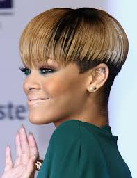 Rhianna Hair Style short hairstyles for black women best short hairstyles layered 1093 by wearticles.com