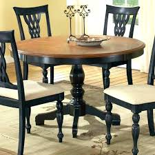 36 inch round dining table set cinnamon and espresso inch round 36 inch round dining table