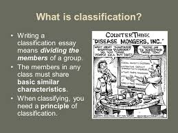 classification essay ppt video online  what is classification