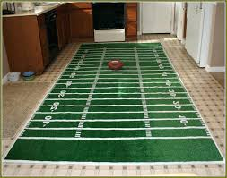 fascinating football field carpet fabulous rug intended for remodel 18