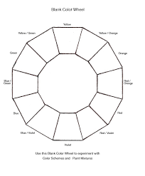 We have hundreds of kids craft ideas, kids worksheets, printable activities for kids and more. Blank Color Wheel By Writer Colorer On Deviantart