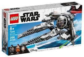 <b>Конструктор LEGO Star</b> Wars 75242 Перехватчик СИД Чёрного аса