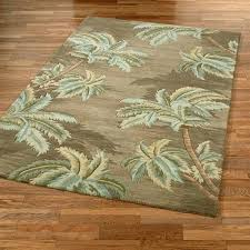 palm tree indoor outdoor rugs trees area