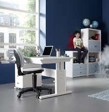 white gray solid wood office. 3 Drawer Unit On Castors (Solid Wood) - White By Lifetime Kidsrooms 155- Gray Solid Wood Office E