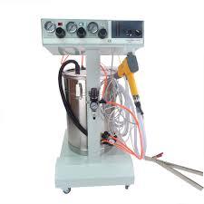 1pcs electrostatic powder coating machine wx 101 electrostatic spray powder coating machine spraying paint