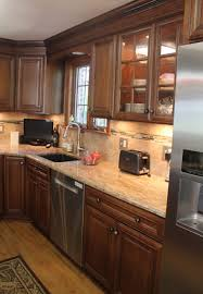glass cabinet Painting Kitchen Cabinet Doors Glass How To Replace ...